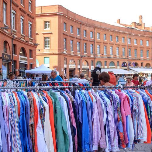 Shopping à Toulouse