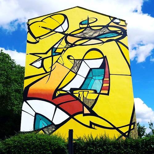 Graff à Toulouse