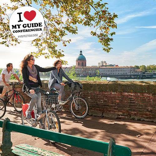 I love my guide conférencier - Céline Laurière