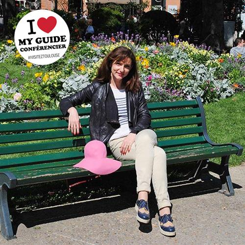 I love my guide conférencier - Éléna Bourdariès