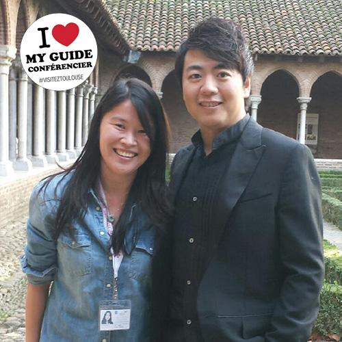 I love my guide conférencier - Sarah Chac