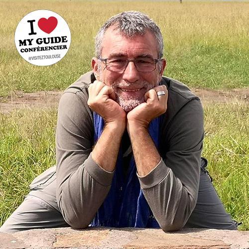 I love my guide conférencier - Jean-Louis Fabaron