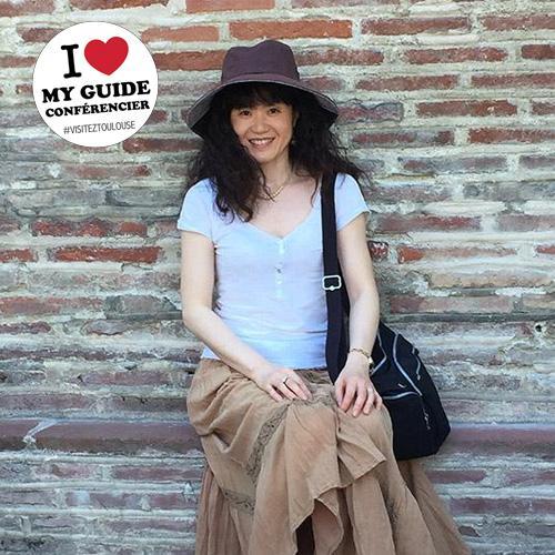 I love my guide conférencier - Kazuyo