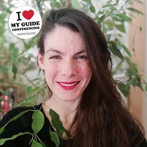 I love my guide conférencier - Laura Drifford