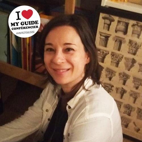 I love my guide conférencier - Magali Delmas