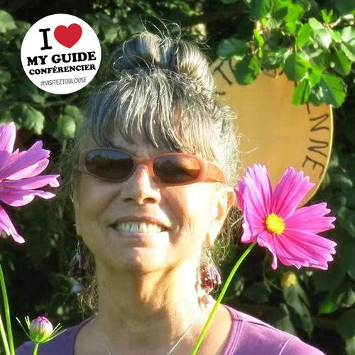 I love my guide conférencier - Patricia Milan