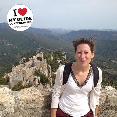 I love my guide conférencier - Sarah Chandioux