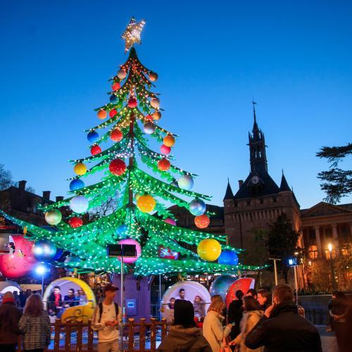 Les animations de Noël à Toulouse