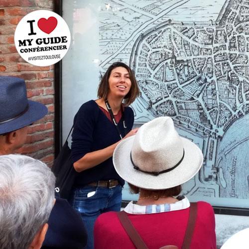 I love my guide conférencier - Emmanuelle Marelli