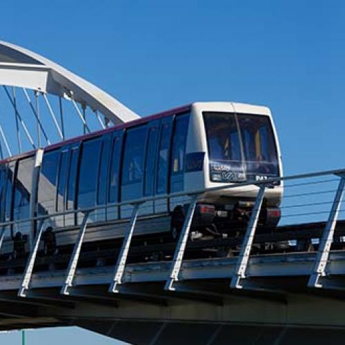 Metro à Toulouse