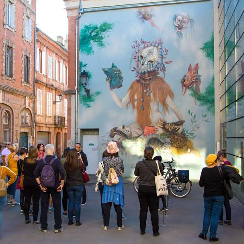 Graff Miss Van à Toulouse