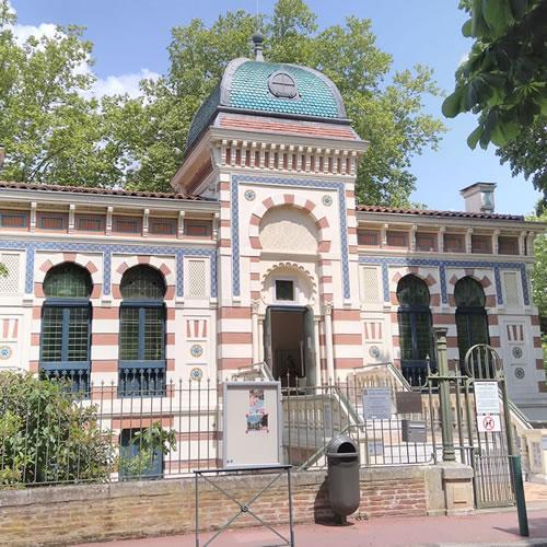 Le musée Georges Labit à Toulouse