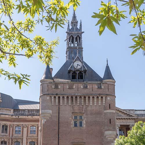 Office de tourisme de Toulouse - Donjon du Capitole