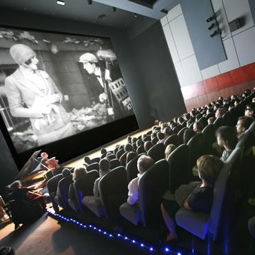 La cinémathèque à Toulouse