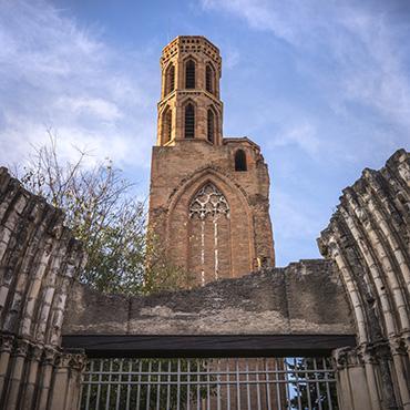 Les Cordeliers à Toulouse