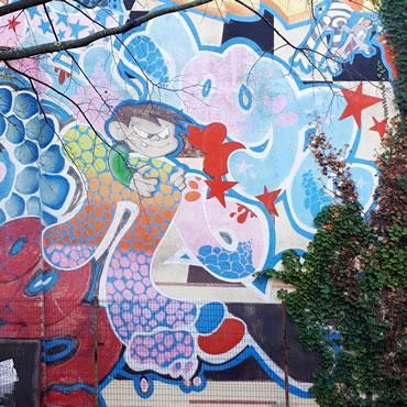 Graff jardin d'Embarthe