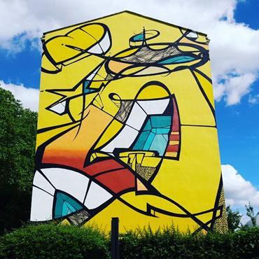 Graff Reso - Rose Béton