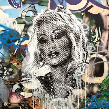 Graffiti rue Gramat